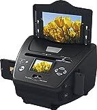 """Rollei PDF-S 250 - Multi Scanner für Dias, Negative und Fotos mit 5 Megapixel und 6,0 cm (2,4"""")..."""