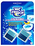 WC Frisch Duo-Aktiv Reinigungswürfel für Wasserkästen, 6er Pack (6 x 2 Stück)