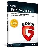 G DATA Total Security 2018 für 3 Windows-PC