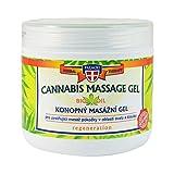 Palacio Massage Gel 5 % Cannabis Oil, 600 ml