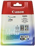 Canon 0615B043AA Tintenpatronen Multipack 12/16ml, mehrfarbig/schwarz