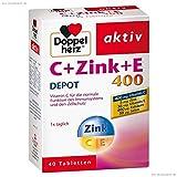 Doppelherz C + Zink + E 400 DEPOT 40 Tabletten