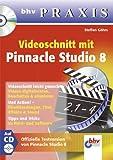 Videoschnitt mit Pinnacle Studio 8, m. CD-ROM. bhv Praxis