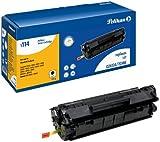Pelikan 624222 Toner - kompatibel zu HP 2612A schwarz