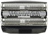 Braun Elektrorasierer Ersatzscherteil 70B, kompatibel mit Series 7 Rasierern, schwarz