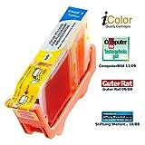 iColor kompatible Druckerpatronen für Canon: Patrone für CANON (ersetzt CLI-8Y), mit CHIP yellow (Druckerpatronen Canon)