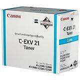 Canon Tonerpatrone C-EXV21 IRC2380i/2880/3080i/3380/3580i 1x 260 g cyan (0453B002)