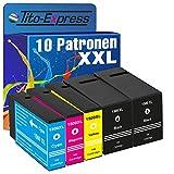 PlatinumSerie® 10x Tinten-Patrone XXL kompatibel für Canon PGI-1500 XL Maxify MB 2000 Series MB 2050 MB 2300 Series MB 2350 MB 2700 Series MB 2750 MB 2755