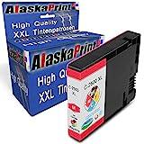 Alaskaprint Druckerpatrone kompatibel für Canon PGI-2500XL PGI 2500XL M Magenta Rot Canon Maxify MB5150 Canon Maxify MB5450 MB5350 MB5050 iB4050 MB5155 iB4150 MB5455 MB 5150 5450 5350 5050 5155 5455 IB 4150 4050 Drucker Tinte Patronen (Canon 2500 XL Patronen)