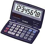 CASIO SL-100VER Taschenrechner Solar/Batterie 8-stelliges großes Display
