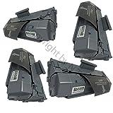 N.T.T.® 4x kompatible Toner für HP C4092A Black - N.T.T. Premium Reihe -