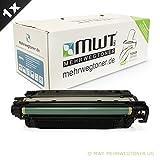 1x MWT Toner für Canon I-Sensys LBP 7780 cx cdn ersetzt 6263B002 732BK Schwarz CRG-732BK Black
