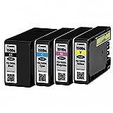 Canon PGI1500XL Pack 4Original Druckerpatronen kompatibel mit Drucker MB2050schwarz/cyan/magenta/gelb