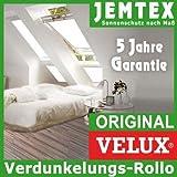 VELUX Original Verdunkelungsrollo Dachfenster
