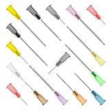 SFM ® Injektions-Kanülen : 17G 18G 19G 20G 21G 22G 23G 24G 25G 26G 27G 28G 29G 30G 31G Einmal Einweg Kanülen 22G (0,7 mm x 40 mm) (100)