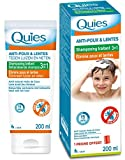 Quies Läuseshampoo 3-in-1 für Kinder, 200 ml