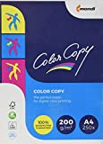 Mondi Color Copy Farbkopierpapier/2382010051 A4 weiß geriest 200 g/qm Inh.250