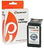 Bubprint Druckerpatrone schwarz kompatibel für Canon PG-545 PG 545 545xl PG545 pixma mx495 mg2950 ip2850 mg2550 mg2450 mg3051 MX 495 MG 2950 IP 2850