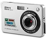 Aberg Best 21 Megapixel 2,7 'LCD wiederaufladbare HD Digitalkamera Digitale Videokamera...