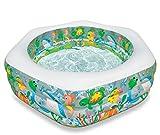 Intex 56493NP - Aufblasbarer Pool Swim Center Ocean Reef, 75 x 70 x 24 Zoll
