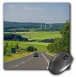 3drose LLC 8x 8x 0,25Strom Generatoren Autos Energie Germany David R. Frazier Mauspad (MP _ 81779_ 1)
