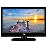 HKC 24C2NBD 24 '(60,50cm) LED Fernseher (Full-HD, Triple Tuner, DVD-Player, DVB-T / T2 / C / S / S2,...