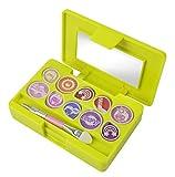 Disney Soy Luna Beauty-Set für Mädchen (umfangreiches 26-teiliges Schmink-Set für Lippen, Augen und Wangen) in stylischer Box