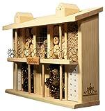 Luxus-Insektenhotels 22640e Bausatz 'Landsitz Superior' einfaches Dübel-Stecksystem