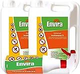 ENVIRA Insekten Abwehr-Mittel 500ml + 2x2Ltr