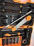 JM-8139, Vinabty 45 in 1 Pr?zision-Torx-Schraubendreher Reparaturgepaeck, Er?ffnungs Werkzeuge...