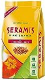 Seramis Ton-Granulat als Pflanzenerden-Ersatz für Topfpflanzen, Grün-, Blühpflanzen und Kräuter, Pflanz-Granulat, Ton-Farbe, 15 Liter