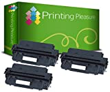 PRINTING PLEASURE 3 Toner kompatibel für HP Laserjet 2100, 2100 M, 2100 SE, 2100 TN, 2100 XI, 2200, 2200 D, 2200 DN, 2200 DSE, 2200 DT, 2200 DTN, 2200 N, Canon LBP-470, LBP-1000, LBP-1310, LBP-P100 / C4096A / 96A / EP-32 Schwarz / Black