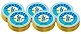 Penaten Creme Beruhigende Wundschutzcreme, für empfindliche Babyhaut im Windelbereich, mit Penaten Dreiphasenschutz, 6er Pack (6 x 150 ml)