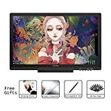 HUION KAMVAS GT-191 HD Stift-Display Digitaler Zeichenstift-Monitor 8192 Drucksensitivität 19,5...