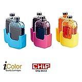 iColor Zubehör zu Refill-Kits für Canon: Smart-Refill Tintentanks zu VM-1853, color (2x 3,5ml je...