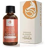 Orangenblütenwasser 120ml – 100% reines Orangenblütengesichtswasser für Haut & Gesicht – Naturkosmetik Gesichtswasser gegen Hautunreinheiten wie Akne &Pickel – Foxbrim