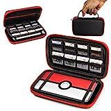 2DSXL Case, Orzly Tasche für das Neu Nintendo 2DS XL - Aufbewahrungstasche / - Hartschalen Case /...