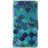 Samsung S5 Hülle,Cozy Hut Samsung S5 Hülle Case,Handy Case Cover Tasche for Samsung S5,Bunte...
