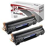 CE285A 85A Kompatible Tonerkartusche für HP Laserjet PRO M1130, M1132, M1210, M1210MFP, M1212NF, M1213NF, P1100, P1100, P1102, P1102W, 1600 Seiten, 2 Stück