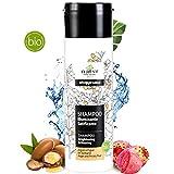 Natyr Bio Pflege-Shampoo - Das Beauty Wunder Nr.1 Haar-Shampoo aus Italien - Reine Naturkosmetik mit Argan-Öl, Feigenkaktus & Aloe Vera ohne Silikon, SLS und Parabene [Vegan]
