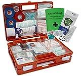 Sport-Sanitätskoffer S1 PLUS Erste-Hilfe Koffer nach DIN 13157 + DIN 13164 + Sport-Ausstattung