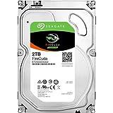 Seagate ST2000DX002 interne Hybrid Festplatte SSHD, FireCuda 2 TB