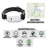 GPS-Tracker Peilsender für Personen Tiere und Gegenstände GPS-Sender Echtzeitlokalisierung via APP...