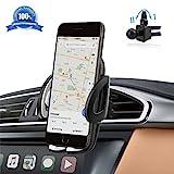Auto Handyhalterung Kratzschutz 360°Drehbarem Gelenk [Lebenslange Garantie] IZUKU Handy Halterung...