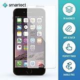1x Panzerglas Folie für iPhone 6 Plus / 6s Plus • Panzerfolie mit 9H Härte • Blasenfreie...
