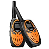 FLOUREON PMR Funkgerät 8 Kanäle Walkie Talkies 2-Wege Radio Walki Talki Funkhandy Interphone mit...