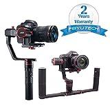 FeiyuTech A20003-Achsen-Stabilisator für DSLR/spiegellose Kameras Gimbal Stabilisator 3-Achsen-Support Time-Lapse-Aufnahmen für Sony A7Serie für Panasonic GH4, GH5Für Canon 5D und anderen Kameras, mit Tragetasche