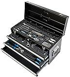 SW-Stahl Industrie Werkzeug-koffer mit 3 bestückten Schubladen, 06816L