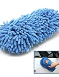 K-NVFA t11861 Mikrofaser Waschschwamm Auto Reinigung Multifunktionsauto-Reinigungsbürste Reinigungswerkzeuge #-5429
