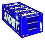 SMINT Mints Peppermint | 12 Metall-Dosen mit Pfefferminze-Pastillen | Zuckerfreie Zahnpflege